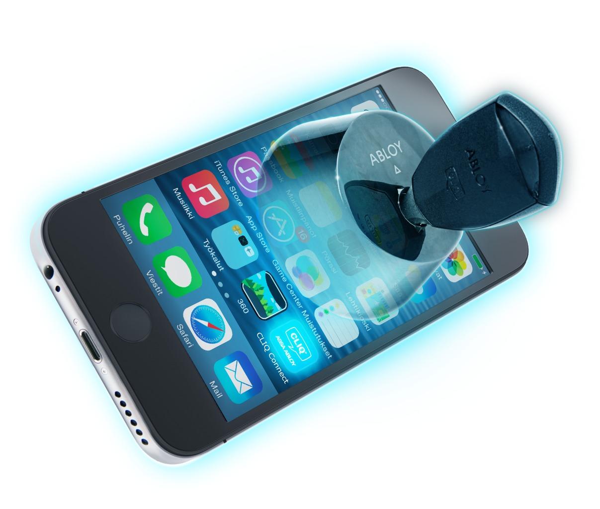 Технология CLIQ стала мобильной