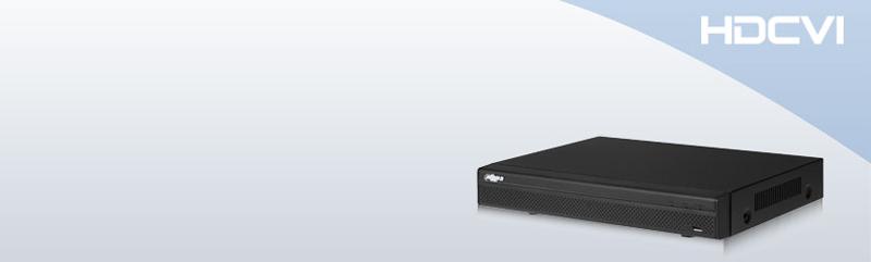 DHI-HCVR5104HS-NT 4 канальный трибридный HDCVI видеорегистратор 720P realtime