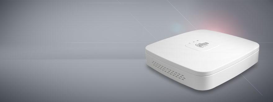 Сетевой видеорегистратор Smart Box 1U на 4 канала NVR1104