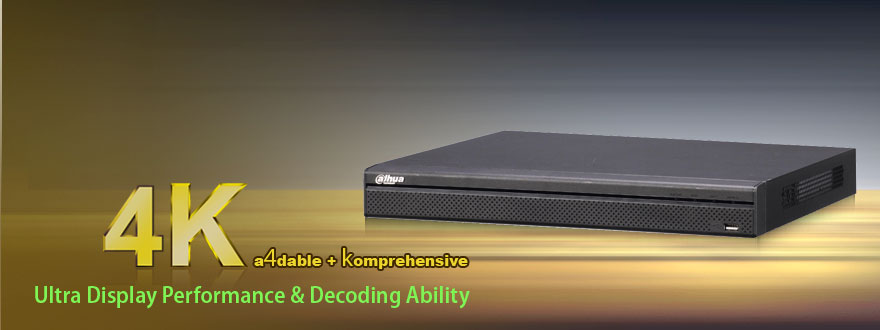Сетевой видеорегистратор 1,5U 4K H.265 на 8 канала NVR4208-4K