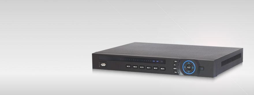 8-канальный сетевой видеорегистратор 1U NVR7208