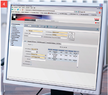 MATRIX XS ПО СКУД. Позволяет задавать права доступа компонентов XS Offline для 350 пользователей и 100 дверей
