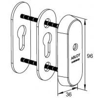 Броненакладка CH102