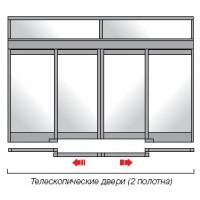 Привод для раздвижных дверей DB210