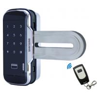 Дверной замок SHS-G517W +пульт д/у