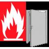 Замки для противопожарных дверей