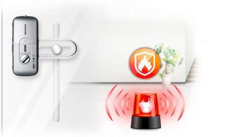 безопасный и надежный электронный дверной замок Накладной замок для стеклянных дверей Samsung SHS-G510